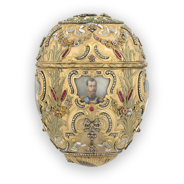 Gallery Guide: Faberge