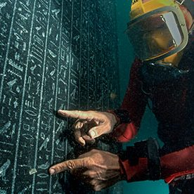 Sunken Cities Lecture Series: Egypt and Kush: Superpowers of the Nile Valley